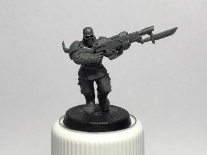 Custom Poxwalker